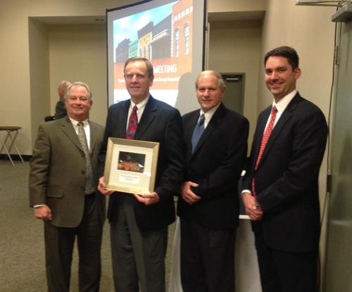 barnett phillips lumber company 2013 canton chamber of commerce business of the year